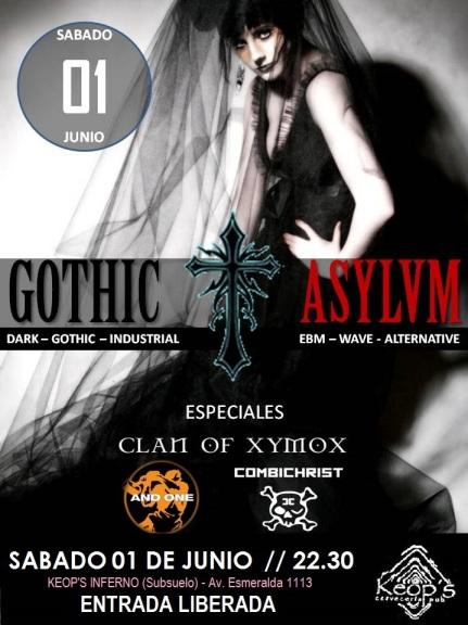 GOTHIC              ASYLVM